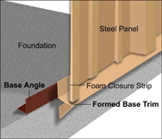standard features of a barn