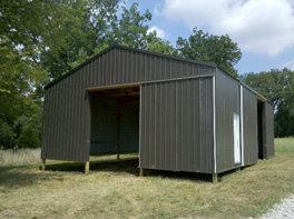 new agricultural barn model